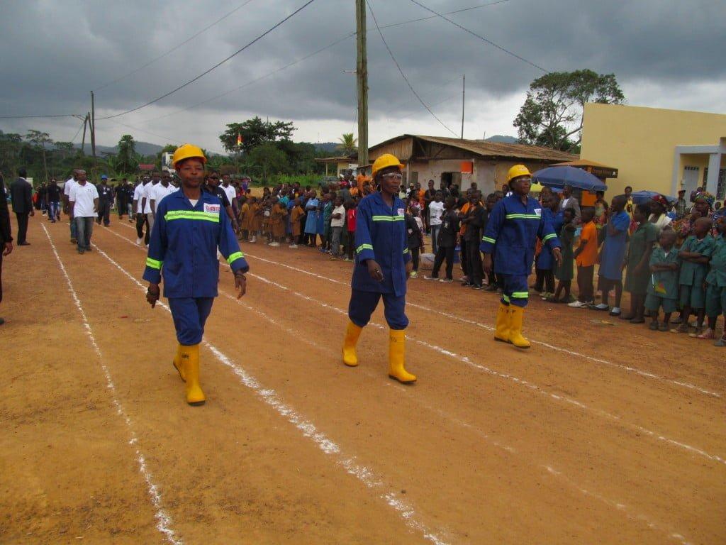 Desfile Dia Internacional del Trabajador