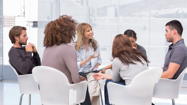 Preparar entrevistas en grupo