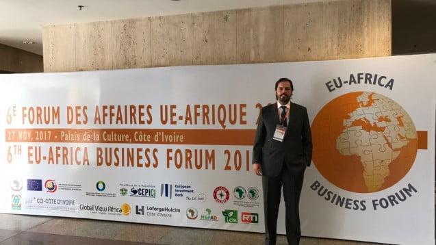Foro Empresarial UE Africa