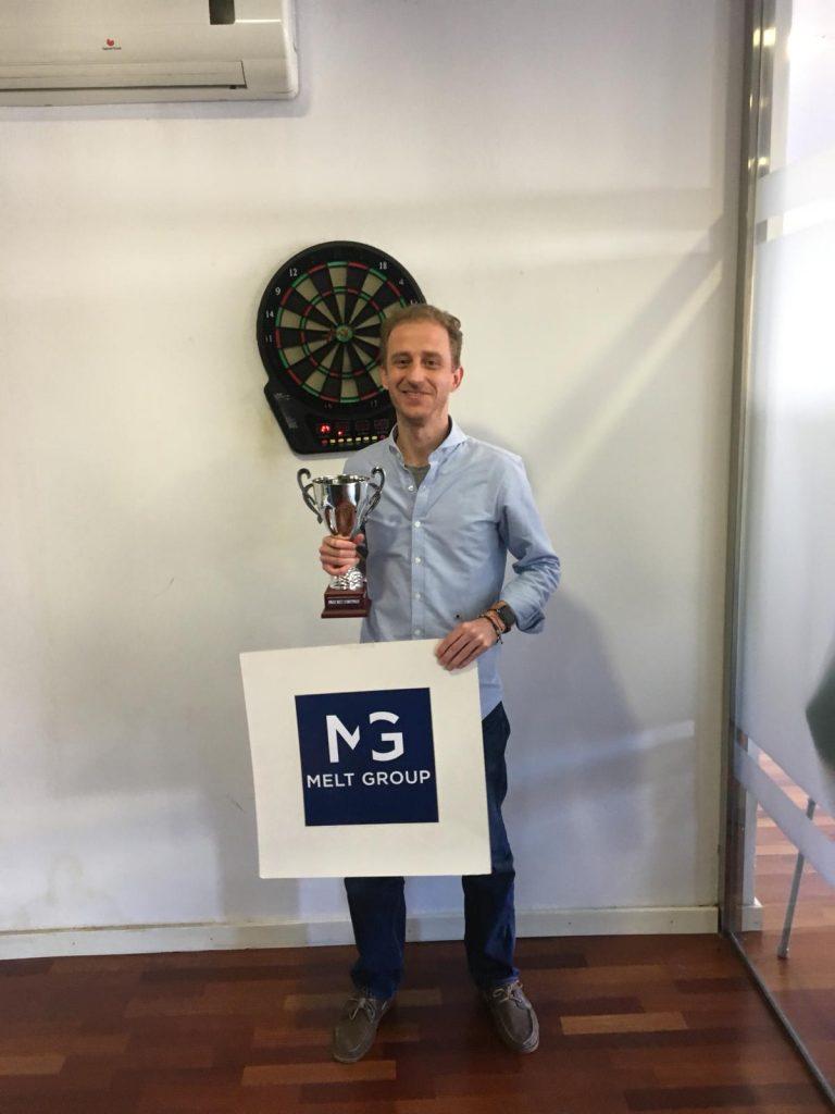 2º Campeonato de Dardos - Melt Group