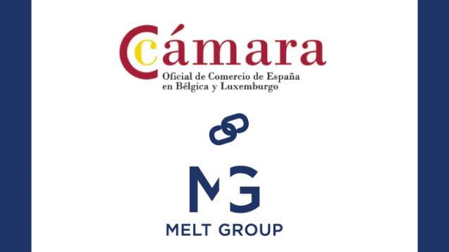 Melt socio Camara de comercio Belgica y Luxemburgo