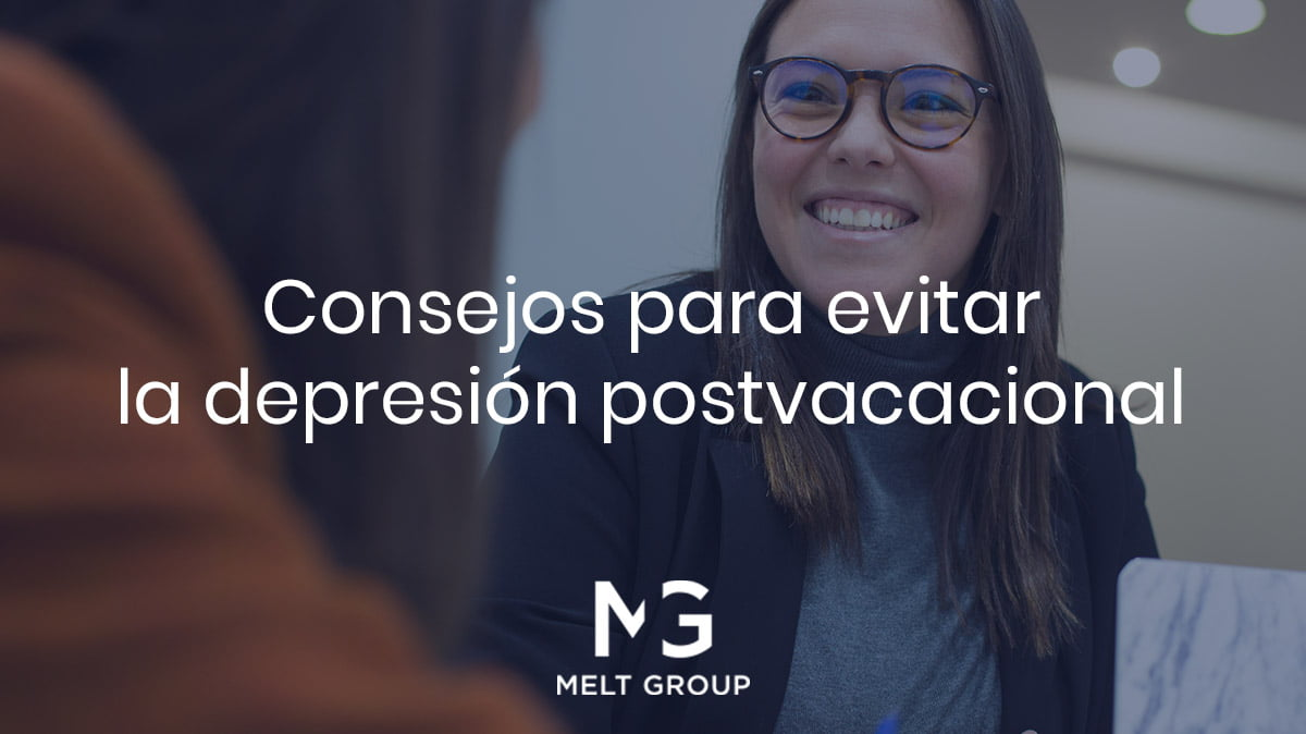 Consejos para evitar la depresión postvacacional