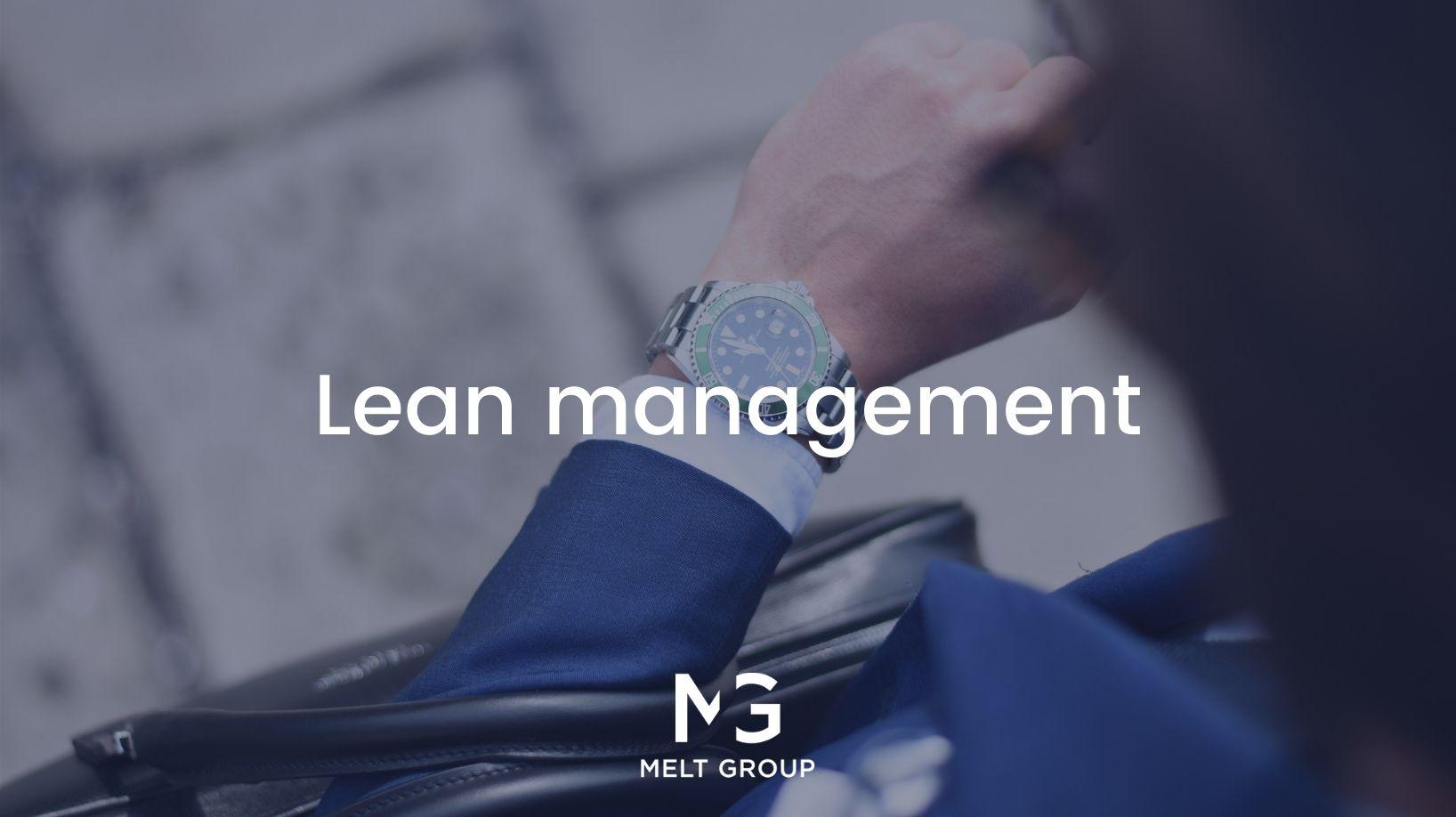 Ventajas del Lean Management en RRHH