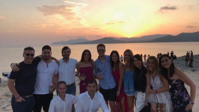 Viaje de incentivos a Ibiza