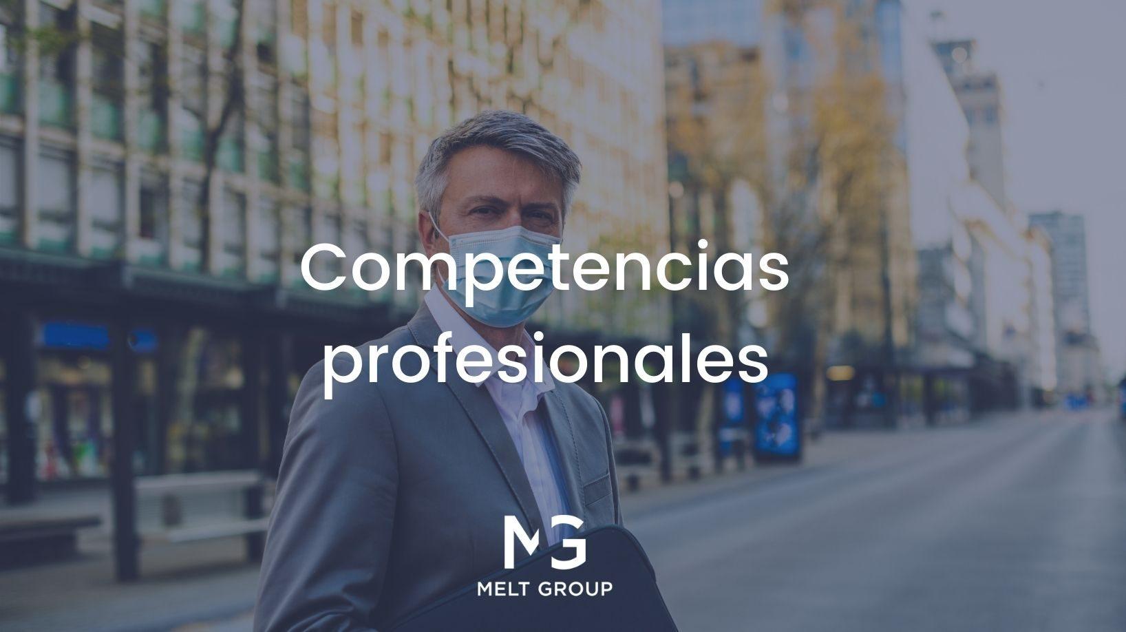 Competencias profesionales imprescindibles